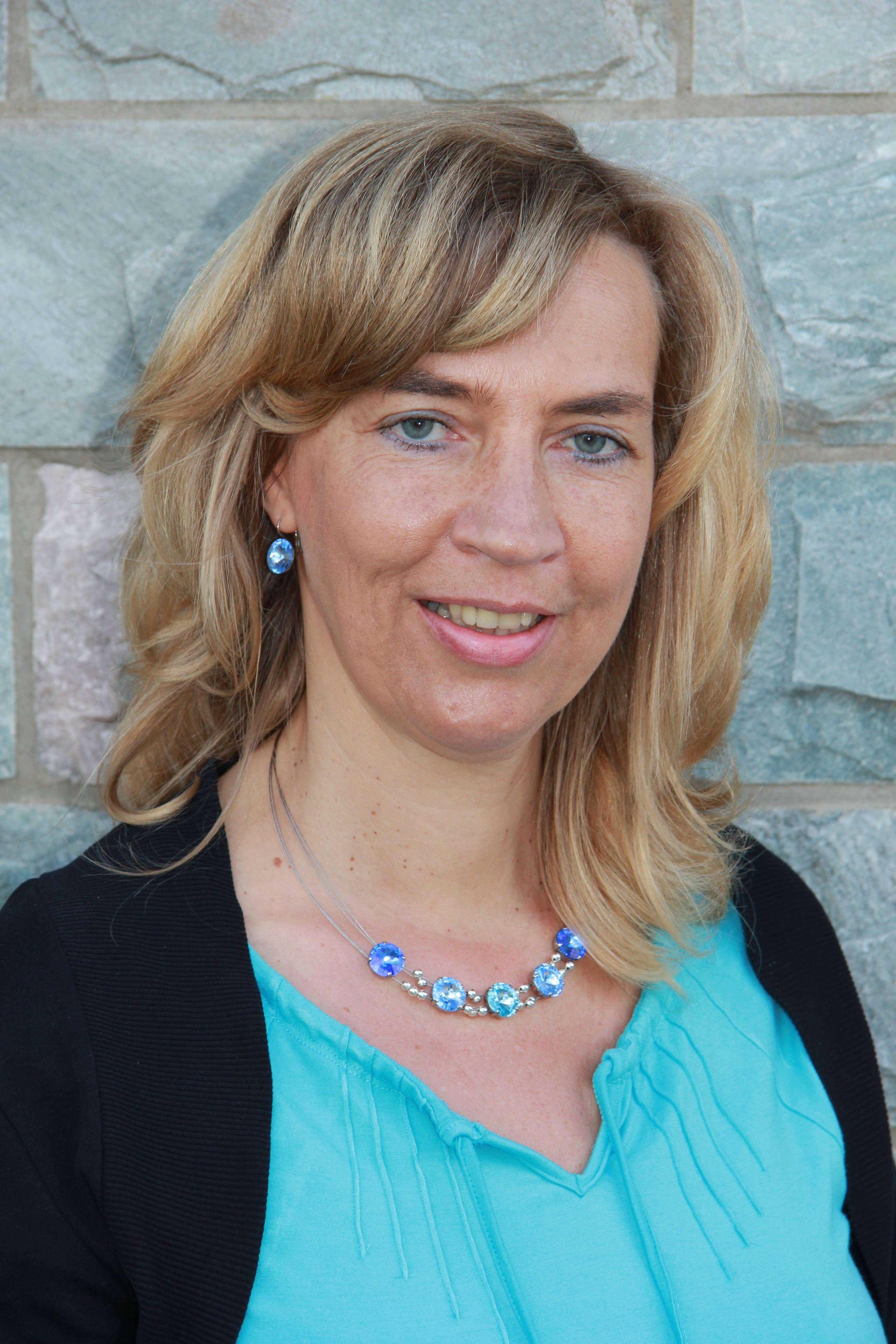 Dirigentin Birgit Keil