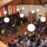 Chorussal von oben
