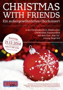 Konzert Christmas with friends