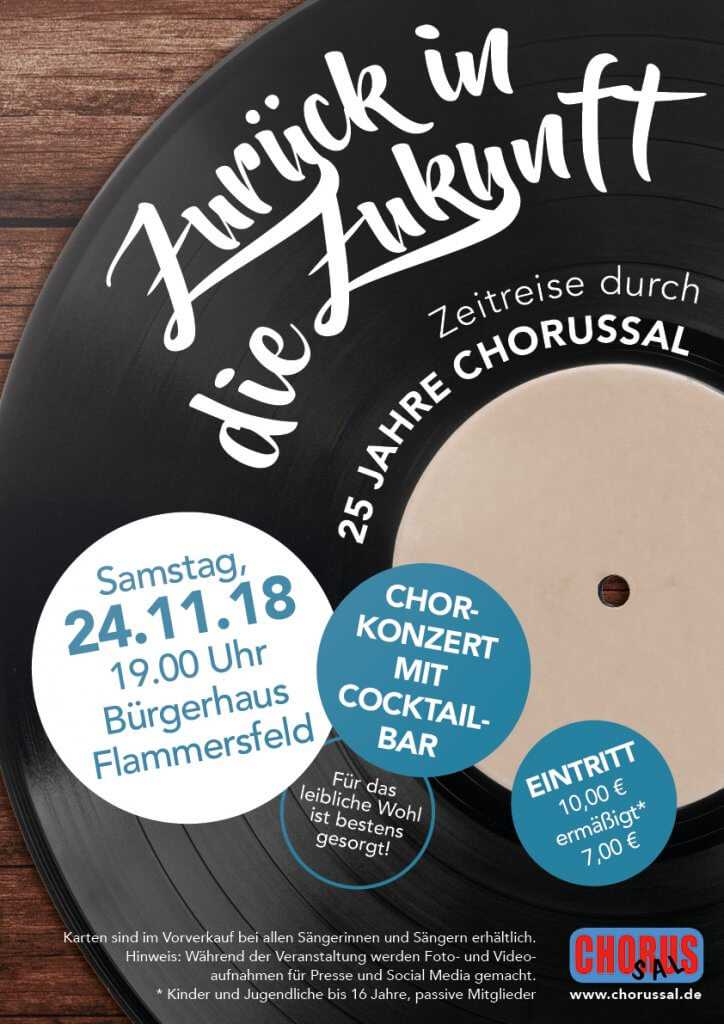 Plakat Konzert 24.11.2018